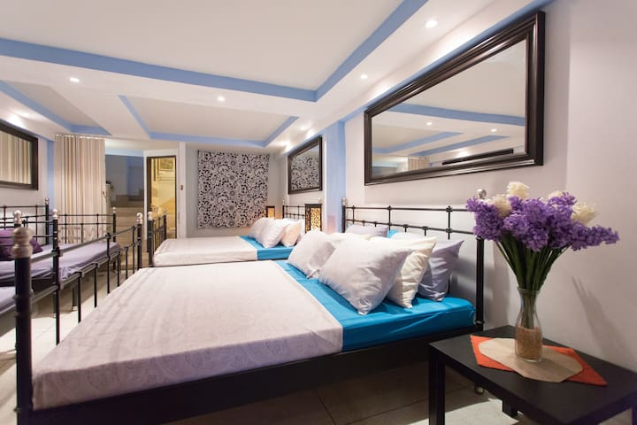 2BR For a group of friends r family - Bangkok - Apartemen