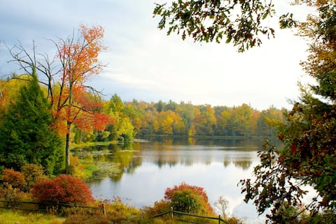 Beautiful Lake Front House