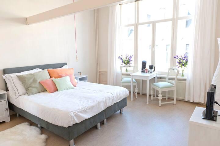 2 relaxing rooms Museum area - Amsterdam - Rumah