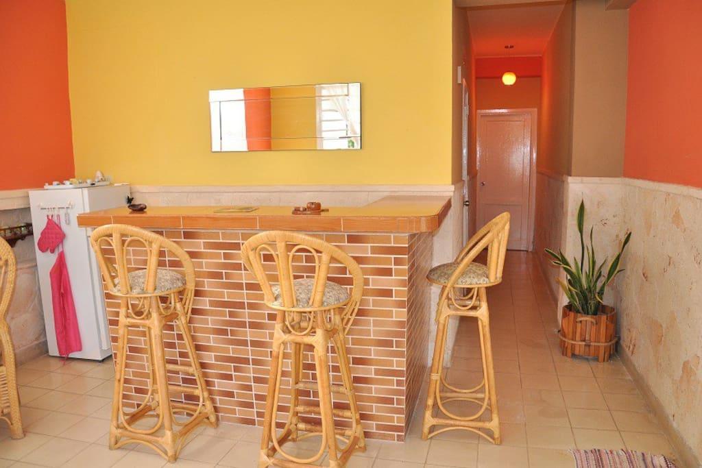 Apartamento en First Floor. Apartamento en planta baja Casa Joyadi