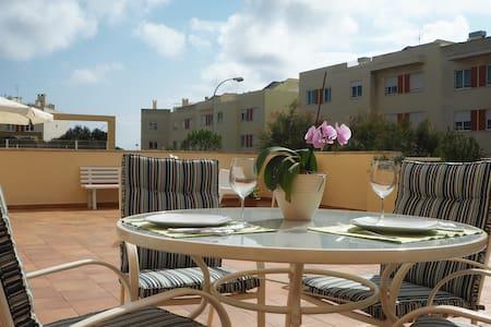Sunny Terrace private room in Oeiras