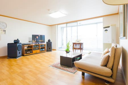 Pineville Room A - Heart of Seoul - Gangseo-gu - Apartment