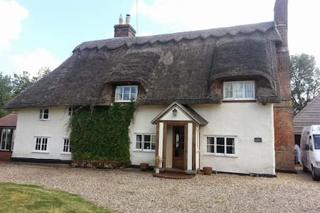 Charming period country cottage - Rede, Bury St Edmunds - House