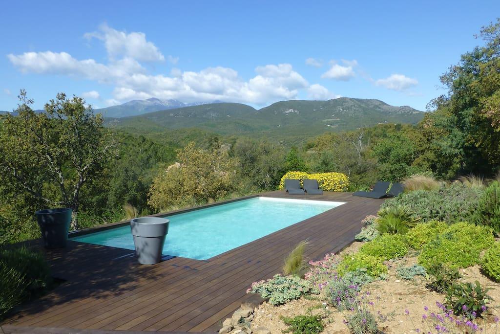 Chambre D Hote Contemporaine Vaucluse : Maison d hôtes contemporaine chambres à louer