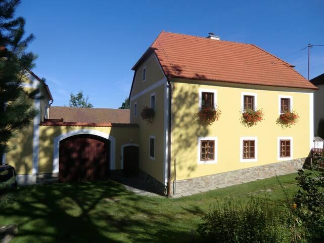 Holiday House Alberta - Český Krumlov - House