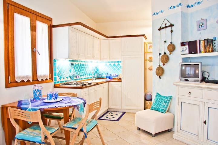 Casina azzurra sul mare di Sardegna - Loiri Porto San Paolo - Appartement