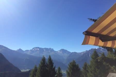 Chalet Bärbel in den Walliser Alpen - Blatten bei Naters