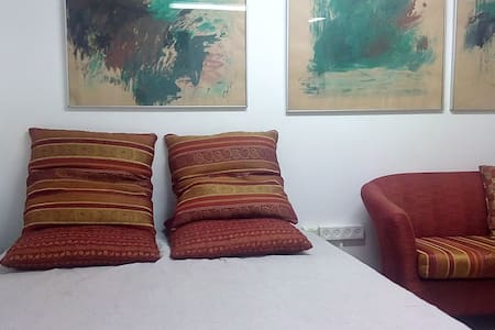 Bed in 5-Bed Mixed Dormitory Room02 - Gedera