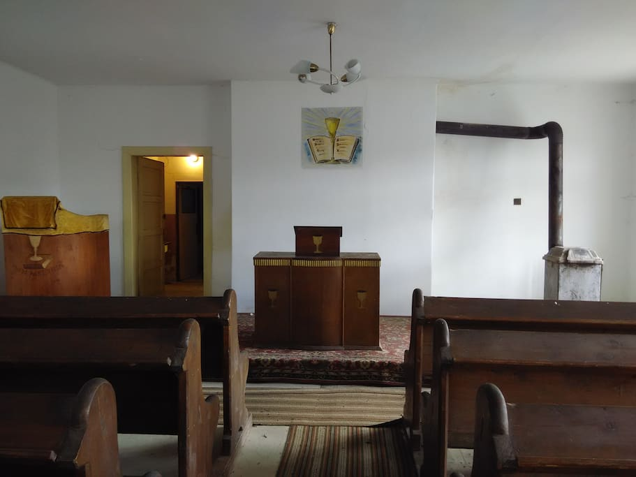 old chappel