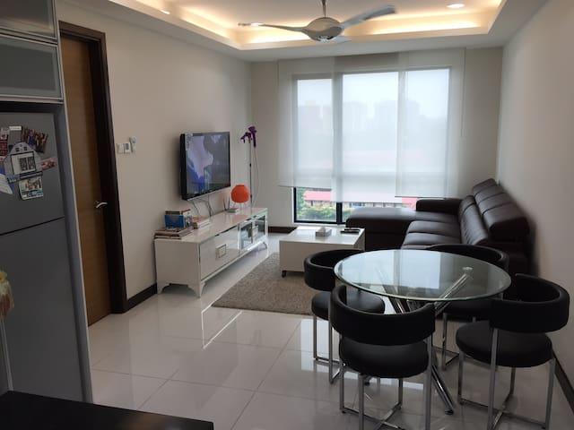 Modern Comfort in KL City Centre - Kuala Lumpur - Kondominium