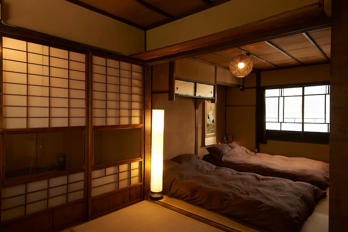 Zen & Convenient,10min to Kyoto Sta - Kyōto-shi - Hus