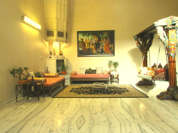 Centrally located Heritage Homestay