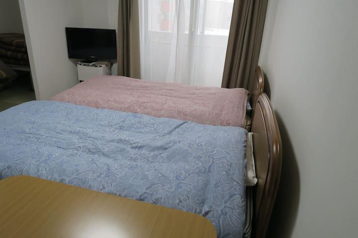 305 Cozy apartment in Sapporo, Hiragishi
