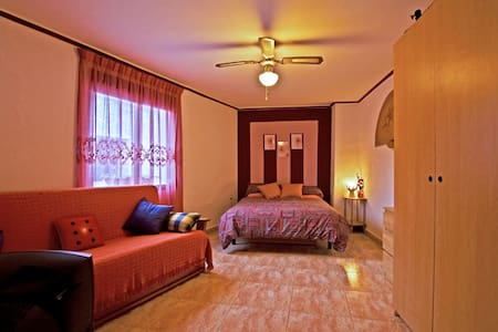 Oliva townhouse - Double bedsit - Oliva - House