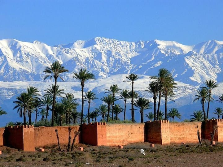 One Thousand and One Nights in Marrakech