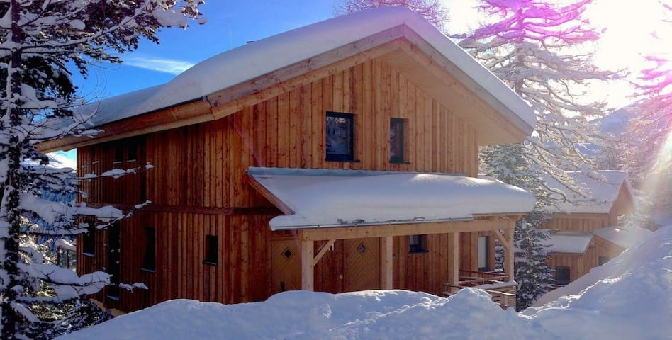 ***** MountainLodge Chalet Turrach (1763 mtr) - Turracher Höhe - Σαλέ