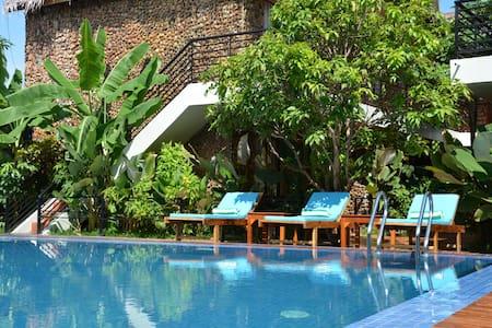 The Visnu Boutique Hotel- Sihanouk - Krong Preah Sihanouk - Bed & Breakfast