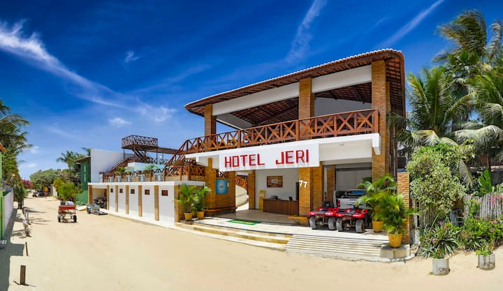 Hotel Jeri - Quarto Standard Sem Varanda