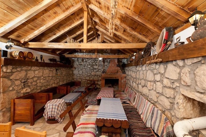 Agrotourism Matusko - Neum - Casa