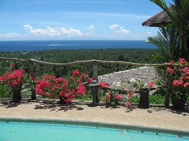 Kingfisher Cottage. Glorious view. - Agoho, Mambajao - Stuga