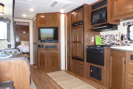 Temecula Wine Country - Hilltop Luxury RV - Temecula - Camper/Roulotte