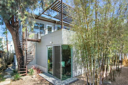 Venice Modern in the Trees - Los Angeles