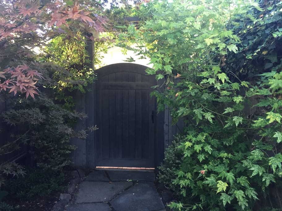 Cottage Entry Gate