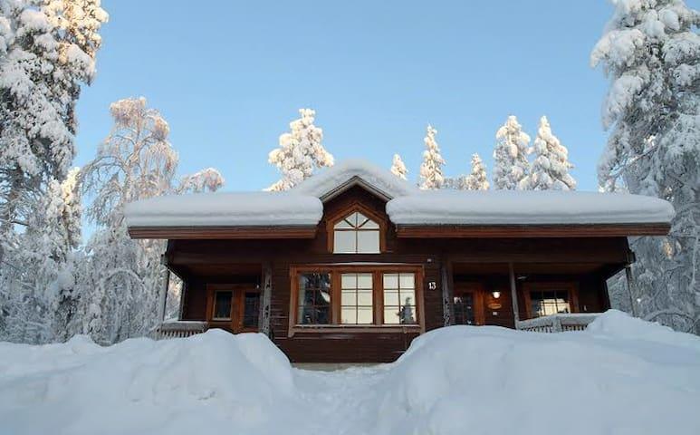 Mökki, Levi - Cabin, Lapland - Kittilä - Chatka
