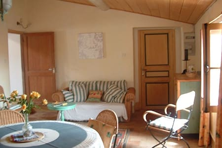 Charming apartment in with garden  - Puichéric - Bed & Breakfast