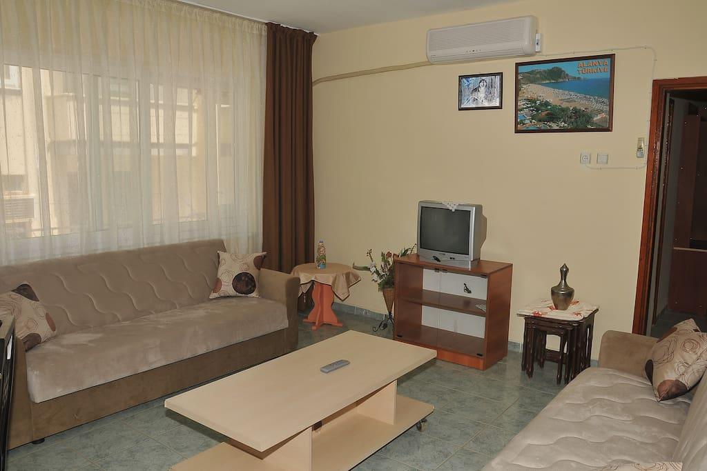 Wohnzimmer,
