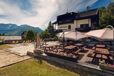 B&B con ristorante a Sauze d'Oulx - Sauze D'oulx