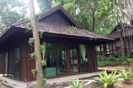 Rustic Bungalow close to city - Chiang Mai