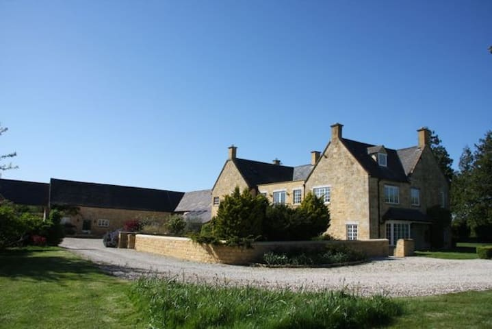 Luxury Cotswold Country Apartment - Evesham  - Daire