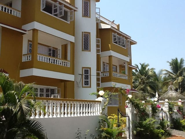 7 BHK Independent  Villa in North Goa - Mapusa