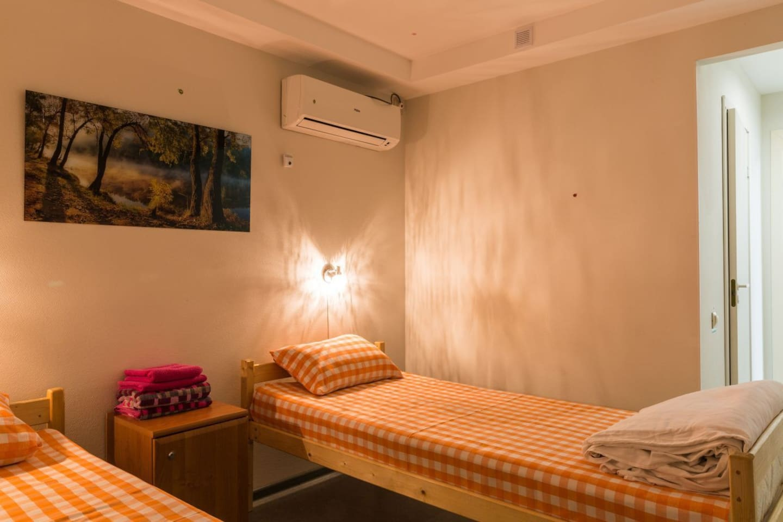 Двухместная комната Double comfort