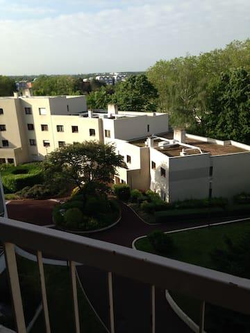 Appartement 4 pièces proche de Paris - Cergy - Appartement