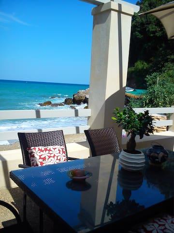 Villa Aktaia - Kamari - Hus