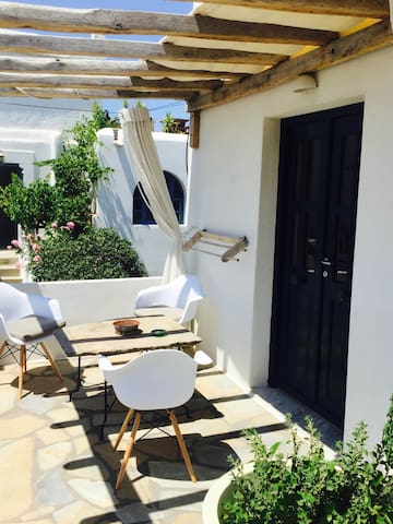studio (3 adults) with garden view in town 101 - Mykonos - Casa
