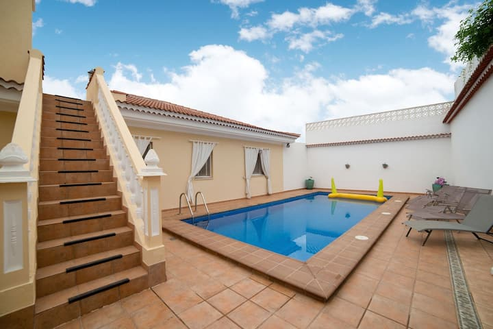 Appealing Villa in Santa Úrsula with Private Pool