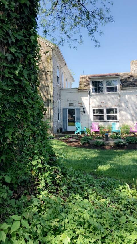 Duncan's B&B Farm Stay - THE BLUE ROOM