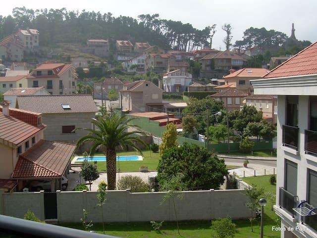Apartamento en Baiona a 600m de la playa. - Baiona - Byt