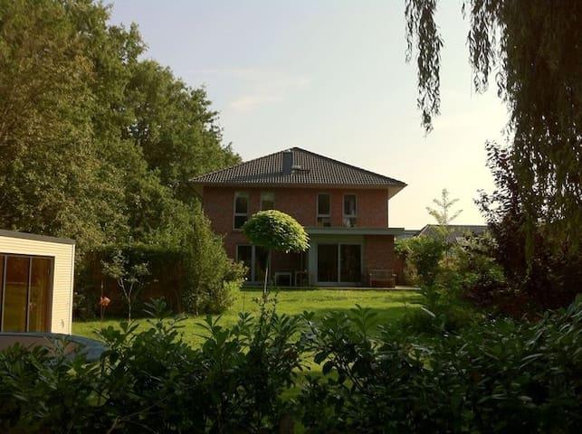 Stadthaus im Grünen Uninähe/5 Min - Lüneburg - Σπίτι