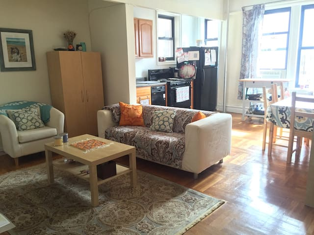 Bright 1 Bedroom Apt Near Attractions and Transit - Bronx - Pis