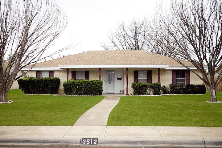 Midland Cozy Home - Midland - House