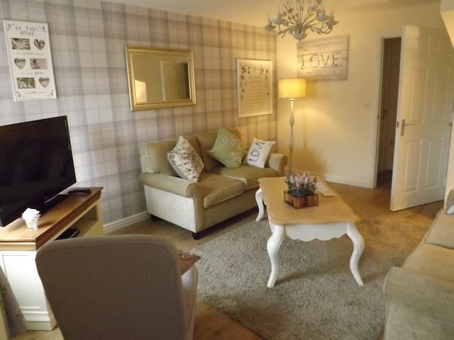 Line House, Amble - Amble - Holiday home