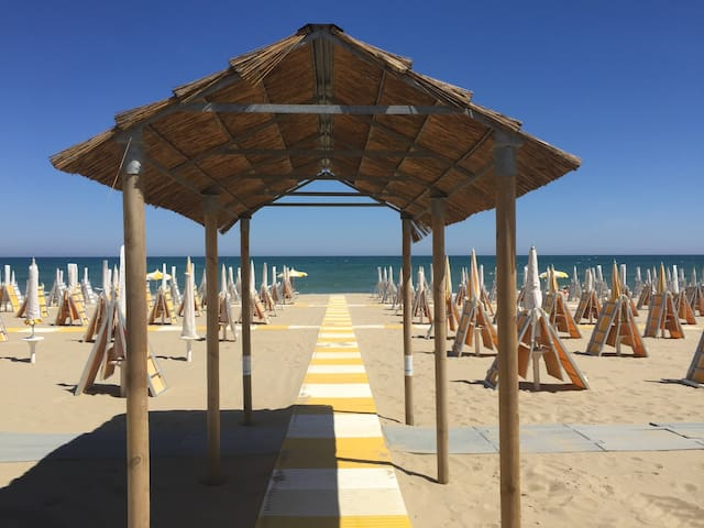 Case Sangiorgio 100mt from beach, C - Marina di Ginosa - Flat