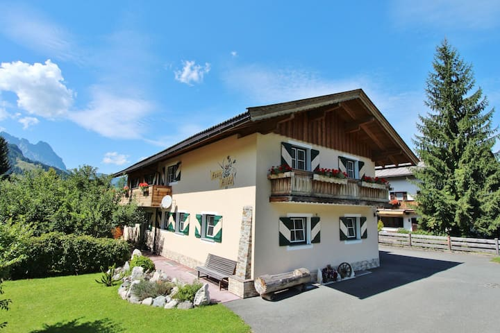 Traditionelles Appartement in Kirchdorf mit Swimmingpool