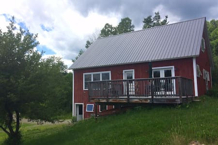 The Breadloaf Barn House Rental - Granville - Talo