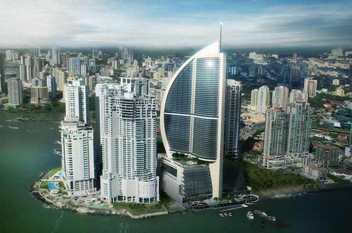 Trump Ocean Club Hotel - Panamá - Appartement