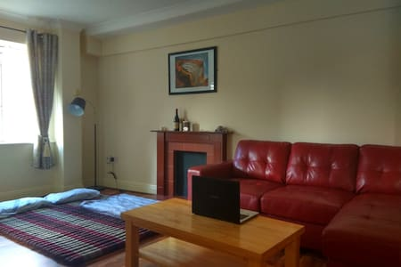 Spacious living room in city center - Dublin